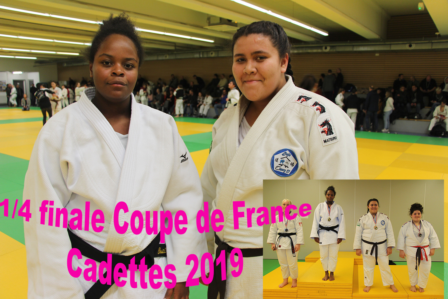 groupe cadette small